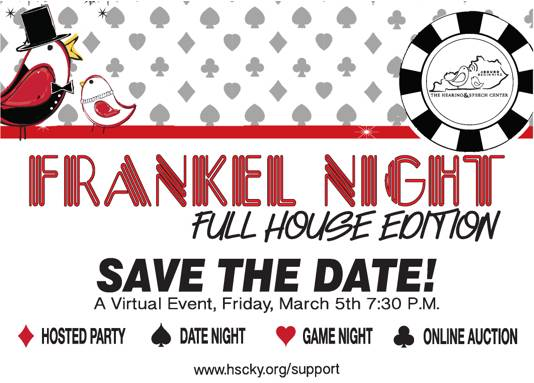 Frankel Cocktails & Casino Night - annual fundraising event